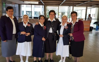 Farewell Tribute to the CCVI Sisters