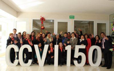 Celebración Jubileo 150 CCVI – 7 de diciembre 2019