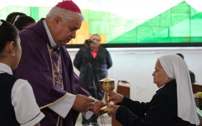 Mons. Rogelio Cabrera López Homily in Monterrey