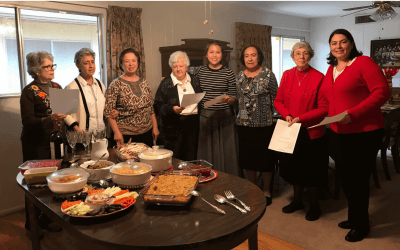 2019 Thanksgiving Community Celebration in the USA