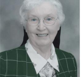 Cumpleaños 100 de Sor Mary Eustace