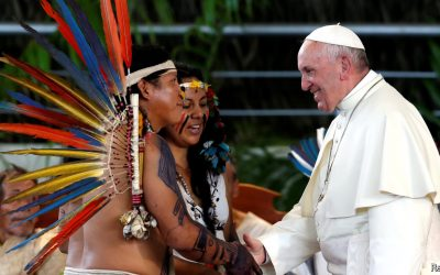 Reunión sobre el Sínodo Panamazónico