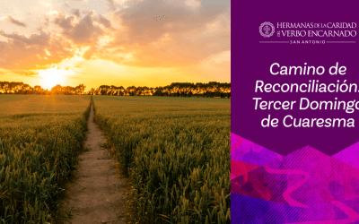 Camino de Reconciliación: Tercer Domingo de Cuaresma