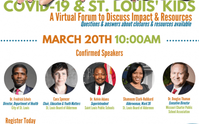IWF partners on St. Louis' Kids: Virtual Forum and COVID-19 response