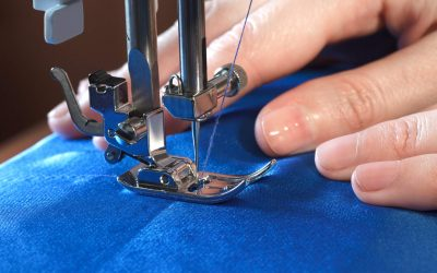 It's time to put the sewing machines to work!