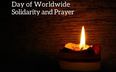 March 22: Day of Worldwide Solidarity and Prayer