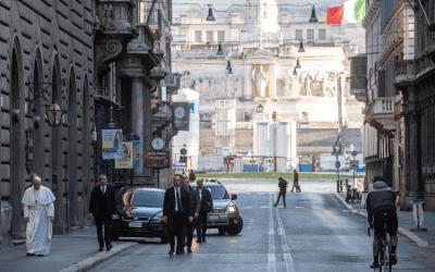 Oración y consejos del Papa Francisco