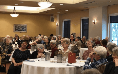 San Antonio Sisters Gather for Pre-Assembly Presentations