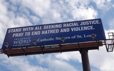 Moving billboards in St. Louis, Mo.