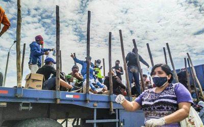 Perú: Las Hermanas se unen para ayudar