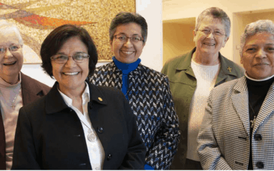 The Sisters of Charity of the Incarnate Word were featured in the National Religious Retirement Office Newsletter