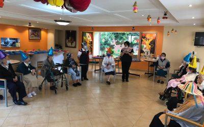 Festejos en San Ángel adecuados a la pandemia