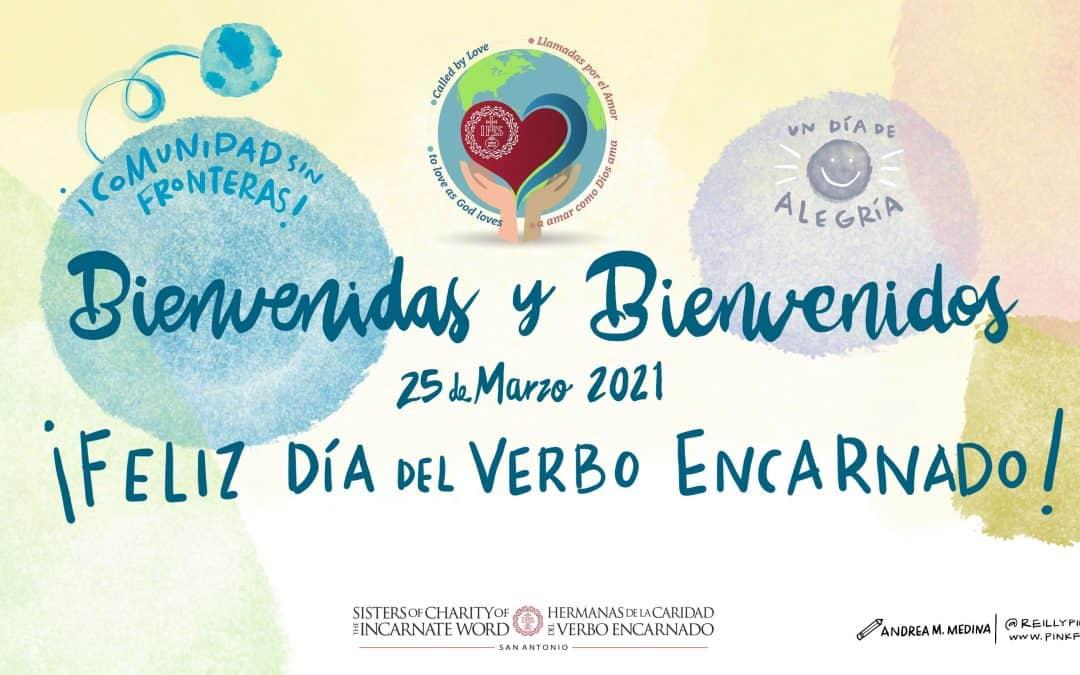 Día del Verbo Encarnado: Memoria Gráfica