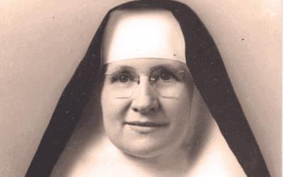 Sisters' stories: Sr. Charles Marie Frank
