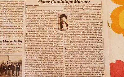 Vidas Locales – Hermana Guadalupe Moreno
