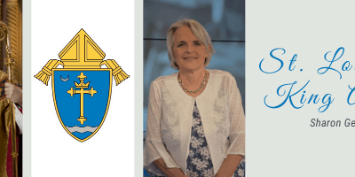 TTEF's Sharon Gerken Receives St. Louis the King Award, Highest Honor