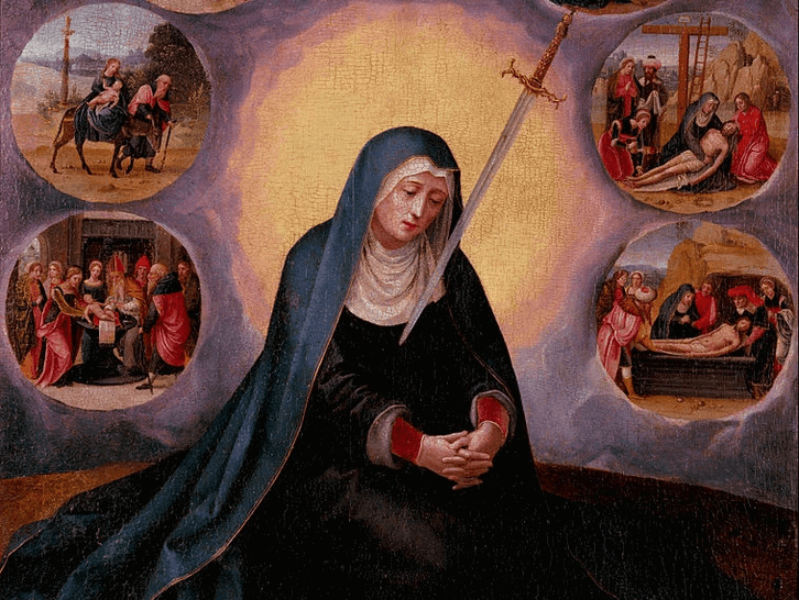 Memoria de Nuestra Señora de los Dolores