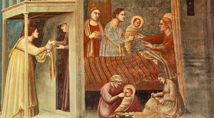 La Natividad de María